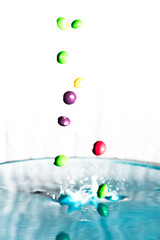 HIGH SPEED   IMG_2732 (photo.bymau) Tags: bymau canon 7d rennes test essai high speed drop waterdrop abstract reality color colorfull couleur milk water abstrait art goutte goute