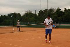 Partida de tnis (PortalJornalismoESPM.SP) Tags: tenis dupla condominio quadra sorocaba