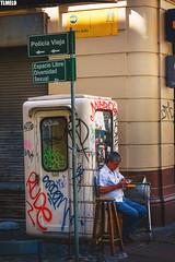"""""""Espacio Libre Diversidad Sexual"""" - Montevideo - Uruguay (TLMELO) Tags: tannat vino vinho wine uva meat meal parilla palenque grape montevideo montevidéu uruguai uruguay bouza"""