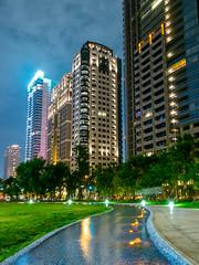 () Tags: taiwan taichung  night