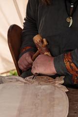 Made by hand (Crones) Tags: canon 6d canoneos6d canonef24105mmf4lisusm 24105mmf4lisusm 24105mm poland polishrepublic wolin skanzen viking vikings historicalvillage handmade
