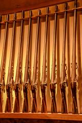 Lineas (constanza castex) Tags: guns armas escopetas lineas lines ritmo rithm