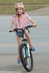 That Helmet  :) (Shannon Tompkins) Tags: daughter bike girl outdoors helmet louisville kentucky ky canon 5d mark iii 70200mm