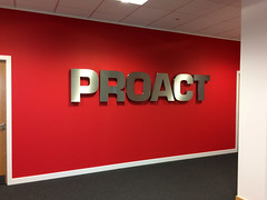 Proact IT UK (Owen Kerr Signs) Tags: signs signage outdoorsignage lightbox officesignage retailsignage shopsignage realestatesignage propertysignage freestanding modular fascia pavement safety wayfinding glassetching manifestations windowgraphics canvasprints acrylicprints decals murals owenkerr owenkerrsigns ayr ayrshire glasgow edinburgh scotland uk stainlesssteel lettering builtupletters proactituk