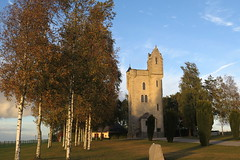 Ulster Tower memorial in Thiepval (Somme) (Sokleine) Tags: wwi memorial remember grandeguerre greatwar 1418 somme picardie picardy hautsdefrance france historic history irishsoldiers ulstertower thiepval tower tour