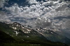 Lumire d'Alpage (Frdric Fossard) Tags: nature alpage neige nv glacier ombre lumire alpes hautesavoie massifdumontblanc france charamillon letour arte cime crte moraine balme glacierdutour chamonix contraste atmosphre ngc