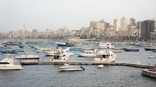 Alexandria's boats and Yachts
