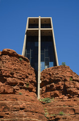 USA Arizona Sedona Chapel of the Holy Cross (charles.duroux) Tags: nyip