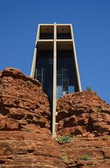 USA Arizona Sedona Chapel of the Holy Cross (charles.duroux) Tags: nyip