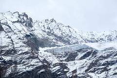 Ghiacciacio di Nomenon ([Alexandre]) Tags: mountaineering mountains peaks white glacierdinomenon alps ice fuji xt1 xf90mm glacier italy grivola snow aymavilles valledaosta it
