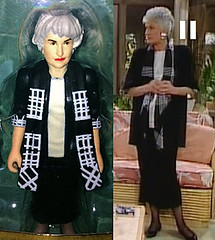 Golden Girls Figure Outfit (inkNpaint) Tags: thegoldengirls reactionfigures action figures toys funko bea arthur