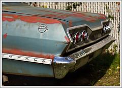 SMC Pentax-M 50mm f/1.4, 007 (Ebanator) Tags: smcpentaxm50mmf14 pentaxm50mmf14 pentax5014 50mmf14 canon60d antiquecar classiccar vintagecar 1963chevy 1963chevrolet chevyimpala 1963impala 1963chevyimpala