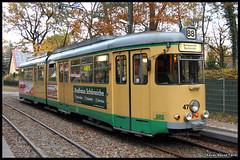 SRS Schneicher-Rdersdorfer Straenbahn GT6 n47 (Xavier Bayod Farr) Tags: berlin germany tram xavier tramway srs 47 strassenbahn gt6 tranvia villamos  tramvia bayod schneiche farr elektrika strasenbahn rdersdorfer canoneos60d schneichebeiberlin schneicherrdersdorfer schneicher efs18135mmf3556isstm xavierbayod xavierbayodfarr