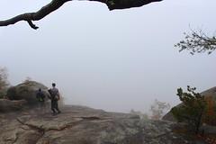 Zero Visibility (daveynin) Tags: cloud fog nps trail shenandoah oldrag deaftalent deafoutsidetalent deafoutdoortalent