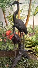 Birds in garden (walter furtak (w4pb)) Tags: bird art tile artistic scene photosofart howowner