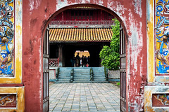 Imperial City (Greg Shingler) Tags: city travel asia unesco worldheritagesite vietnam viet hue nam perfumeriver imperialcity