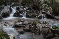 Urdiain (Deivid Sony alpha 700) Tags: autumn fall river waterfall otoo ibaia udazkena urdiain