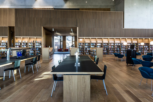 New Public Library In Dun Laoghaire, Officially Called DLR Lexicon Opened To The Public Today And It Is Worth Visiting Ref-100546