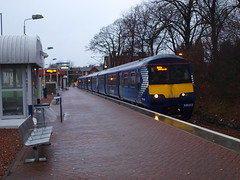 Balloch - 09-12-2014 (agcthoms) Tags: station scotland trains scotrail railways balloch class320 westdunbartonshire