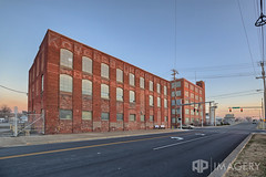 Old MPD Building 9 (AP Imagery) Tags: history wheel industrial kentucky ky historic warehouse company co buggy owensboro pasco mpd