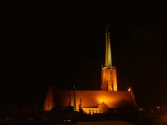 Church at night /by Sophian (CresoArt) Tags: winter church night nikon pussy coolpix photopraphy l820 cresoart