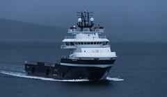 Bound for port (Per-Karlsson) Tags: offshore vessel norwegian psv helgeland sandnessjoen osv supplyvessel platformsupplyvessel islandoffshore ut717