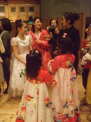 Snow White, embassy children (mtrank) Tags: london disabled northkorea dula dprk royalcollegeofmusic northkorean