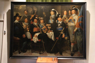 Westfries Museum: painting from the Golden Age