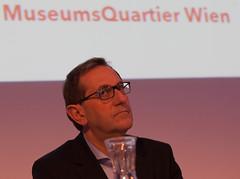photoset: Museumsquartier Wien: Pressekonferenz Electric Spring (23.2.2015)