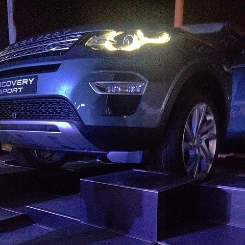 #landrover #landrovermena #landroverbahrain #bahrain #discovery #discoverysport #sport #britishcars #brand #style #offroader #offroad #leisure #class #land #travel #launchevent #launch #event #debut