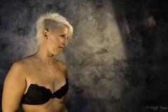 Alessandra (MatEOS87) Tags: girls portrait girl tattoo canon eos mark iii piercing 5d shooting ritratti ritratto tatuaggio dermal canoneos5dmarkiii