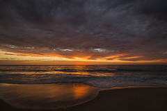 These Final Moments (SteveKPhotography) Tags: ocean light sunset sea seascape colour beach nature water clouds landscape twilight scenery dusk sony scenic australia wideangle coastal alpha westernaustralia citybeach carlzeiss a99 sal1635z variosonnar163528za slta99 stevekphotography