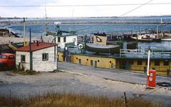 Old Harbor, Block Island (DGHdeeo) Tags: ri kodachrome 1964 argusmodelk spriggcarroll photobyeugenehawkins