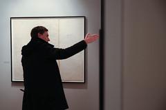 photoset: Kiesler Stiftung & mumok Kino: Bruce Nauman. Kiesler-Preisträger 2014 (3.3.2015)