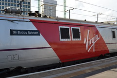 Virgin Trains East Coast 91109 Sir Bobby Robson (Will Swain) Tags: city uk travel england london station train coast march day cross 1st britain south capital transport first rail railway trains class east virgin kings bobby robson sir railways 91 vtec 2015 91109