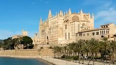 Catedral de Mallorca (celicom) Tags: mallorca palma isla catedraldemallorca