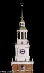 Baker Tower (Kyle Merrihew Photography) Tags: college baker dartmouth