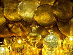 19022015-P1180317 (Philgo61) Tags: africa light lumix lampe market or panasonic iso morocco maroc copper marrakech souk xxx souks 800 marché afrique lampes cuivre 30mm médina gf1