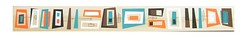 El Gato Gomez (ElGatoGomez) Tags: abstract art cat painting mod artist 1950s 1960s eames tiki interiordesign midcenturymodern pinupgirl elgatogomez