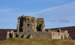 Auchindoun Castle (duncan_ireland) Tags: castle scotland ruin moray dufftown auchindoun auchindouncastle