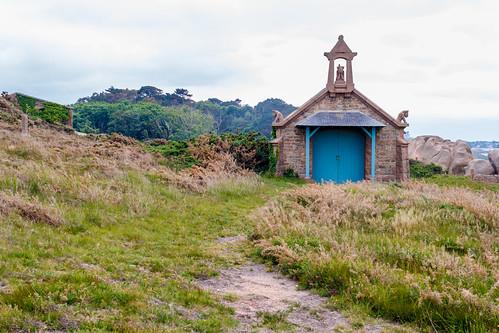 Chapelle du diable à Ploumanac'h