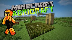 AgriCraft Mod (Teen Thng Tn) Tags: game 3d minecraft
