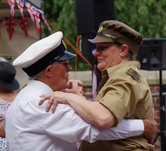 kelham island Wartime Weekend & Vintage Fayre. 7th 1940s 2016 members of the public (18) (The Photography of Simon Dell) Tags: public people kelham island 1940s wartime weekend vintage fayre stage acts singers kelhamisland girls stunning models red lip stick