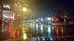 Rain at winter (alobos Life) Tags: providencia santiago de chile rain lluvia invierno winternight