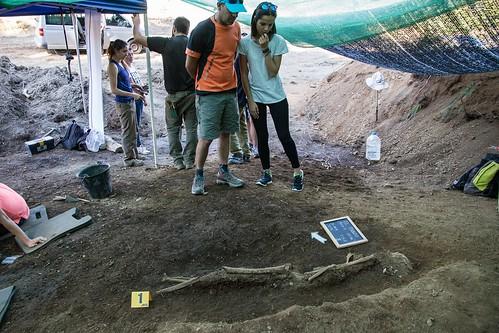 Exhumación en El Pando (León) (12)