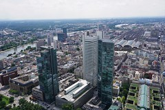 Frankfurt_Ausblick Maintower 2016 (5) (mheckerle) Tags: frankfurt stadt city 2016 architektur architecture view maintower panorama