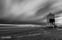Burnham on Sea Lighthouse (ben carpenter photography) Tags: nikon d7100 lighthouse coast beach sea seascape long exposure england somerset movement tokinaaf1116mmf28 tokina formatthitech blackandwhite ocean