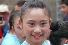 Chica asitica - Asian girl (cmunozmm) Tags: china portrait girl smile face asian lumix kid chica retrato cara chinese nia sonrisa japonesa rostro gh1 asitica 14140