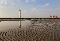 New Brighton Lighthouse (David Chennell - DavidC.Photography) Tags: lighthouse beach coast sand wirral newbrighton merseyside newbrightonlighthouse