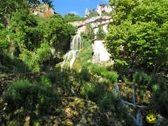 Orbaneja del Castillo (Senditur) Tags: orbaneja del castillo cascadas de burgos turismo senderismo senditur que ver y hacer